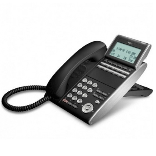 DTZ-12D-1P (BK) TEL - DT430 (Value) Digital 12 Button Display Telephone (Black)