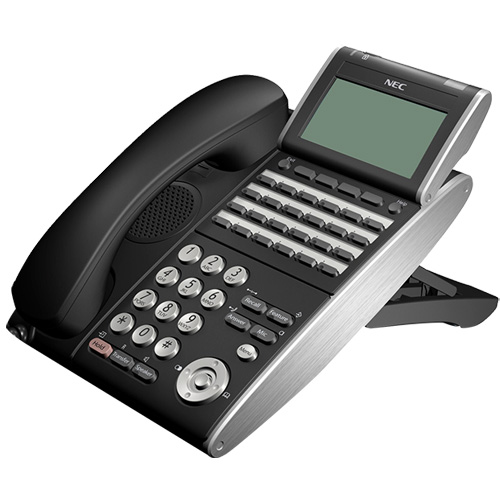 DTZ-24D-1P (BK) TEL - DT430 (Value) Digital 24 Button Display Telephone (Black)