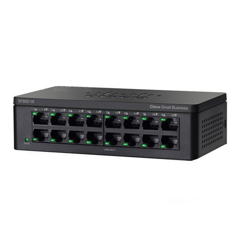 SF95D-16 SF 95D-16 16-Port 10/100 Switch