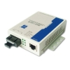 Converter quang điện 1100MS Single-mode 1310nm 80Km, 1 cổng 10/100M, Managed - 3OneData