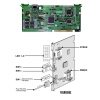 D300-VMIBE.STG - Voice mail interface board (4 ports)