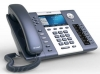 Rainbow 4 High end IP Phone - 6 lines IP Phone (Integrated PoE)