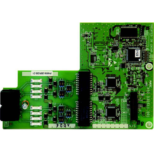 IP4WW-2BRIDB-C1 - Card ISDN BRI (SL-1000)