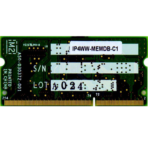 IP4WW-MEMDB-C1 - Expansion Memory Card for capacity & feature expansion (for WW) (SL-1000)