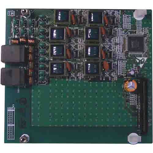 PZ-8DLCB - 8 Port Digital Extension Line Daughter Board (SV8100)