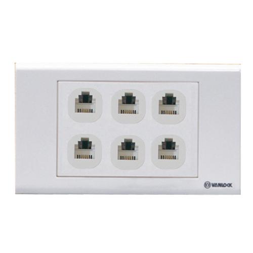 wallbox, ổ cắm. ổ cắm mạng, ổ cắm thoại, ổ cắm điện, ổ cắm hỗn hợp mạng - thoại - điện